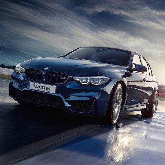 Neue BMW M im Autohaus Märtin