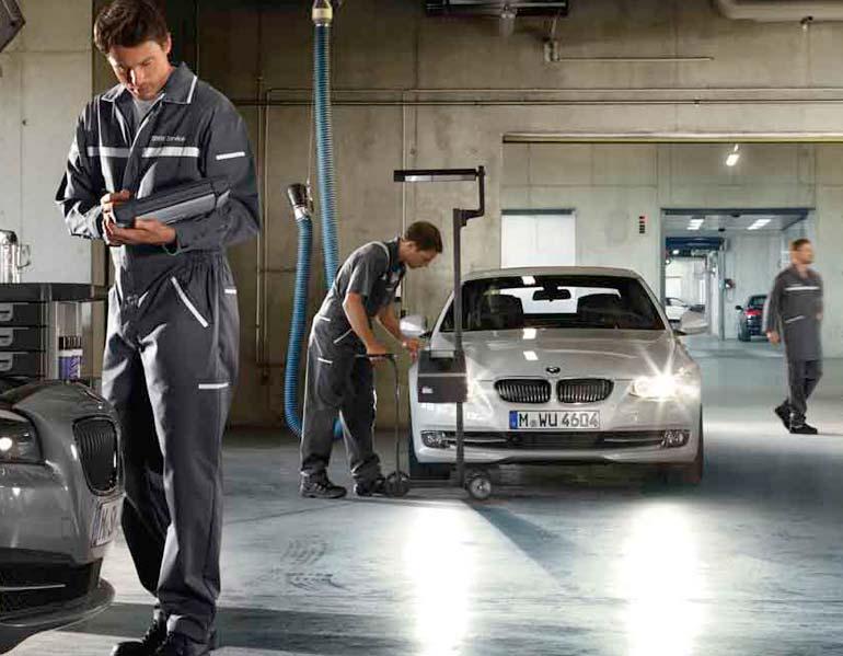 Märtin Service-Angebote für ältere Fahrzeuge