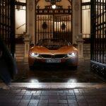 Der neue BMW i8 Roadster im Autohaus Märtin
