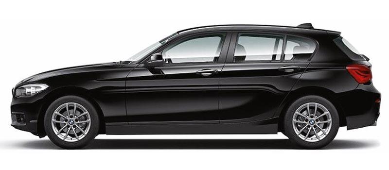 BMW 116i Messeangebot vom Autohaus Märtin