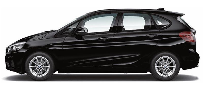 BMW 218i Active Tourer Messeangebot vom Autohaus Märtin