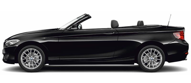 BMW 218i Cabrio Messeangebot vom Autohaus Märtin