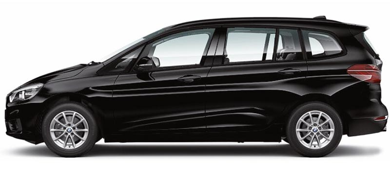 BMW 218i Gran Tourer Messeangebot vom Autohaus Märtin