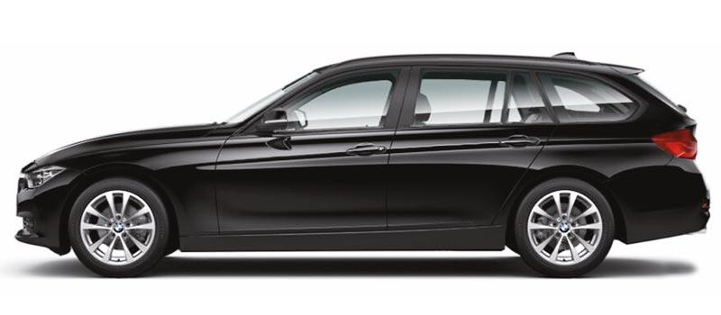 BMW 318i Tourimg Messeangebot vom Autohaus Märtin