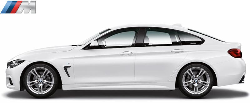 BMW 420i Gran Coupé Winter-Sale Angebot vom Autohaus Märtin