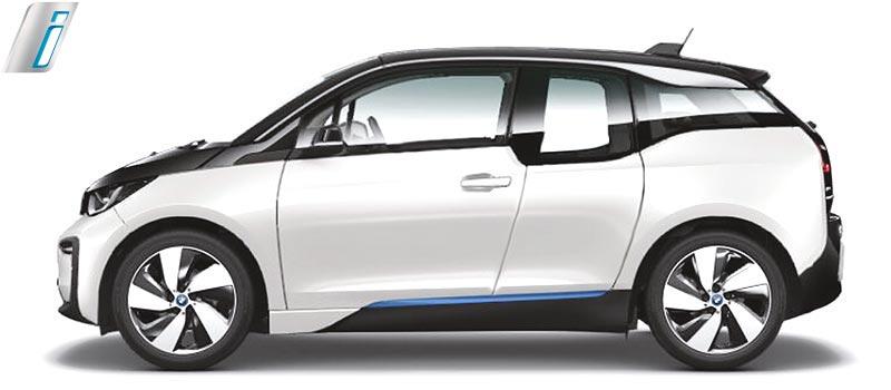 BMW i3 Messeangebot vom Autohaus Märtin
