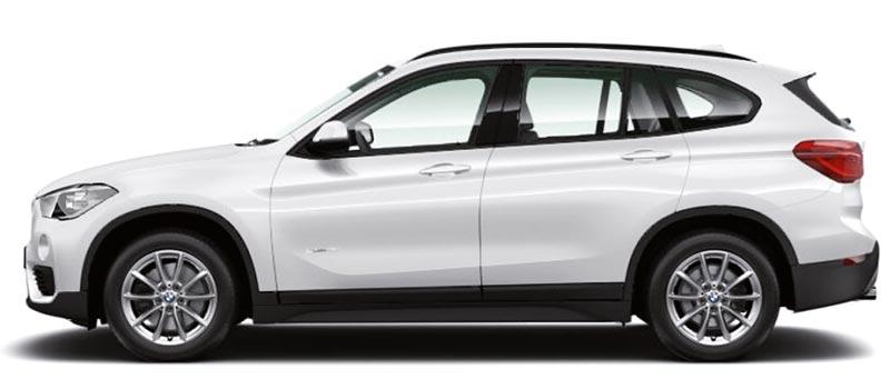 BMW X1 sDrive18i Messeangebot vom Autohaus Märtin