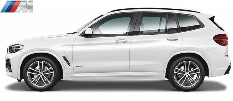BMW X3 xDrive20i Messeangebot vom Autohaus Märtin