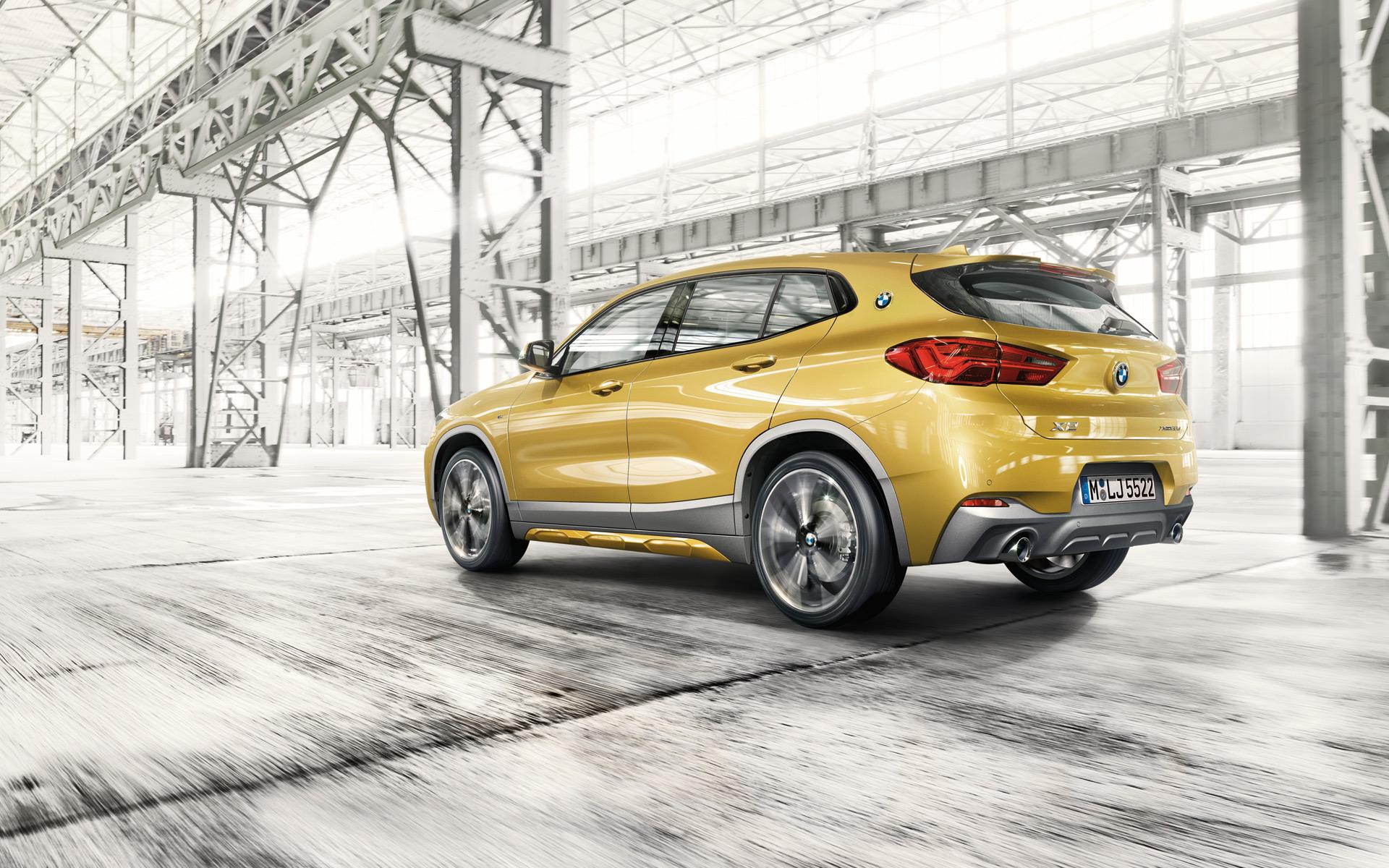 Der neue BMW X2 im Autohaus Märtin