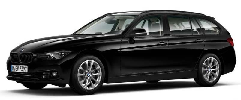 BMW 318i Touring Winter-Sale Angebot im Autohaus Märtin