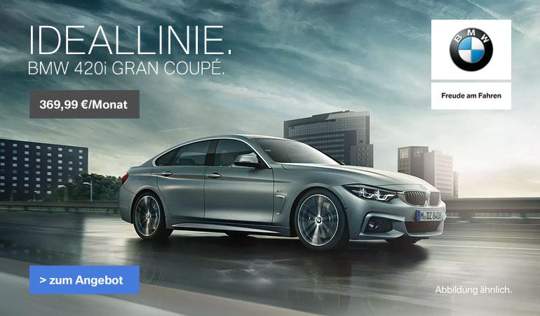 BMW 420i Gran Coupé Top-Deal von Märtin