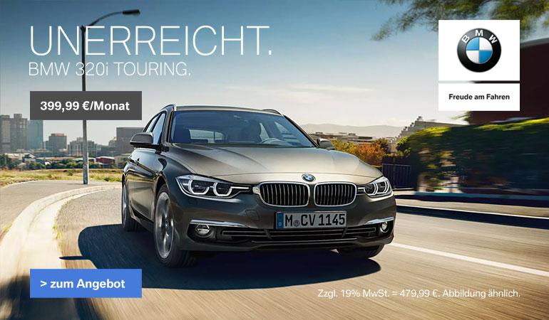 BMW 320i Touring Top-Deal von Märtin