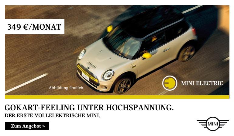 MINI Cooper SE 3-Türer Top-Deal von Autohaus Märtin