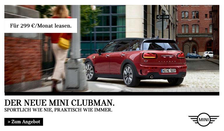 Der neue MINI Clubman im Autohaus Märtin