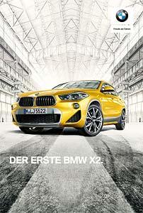 Der neueDer neue BMW X2 im Autohaus Märtin