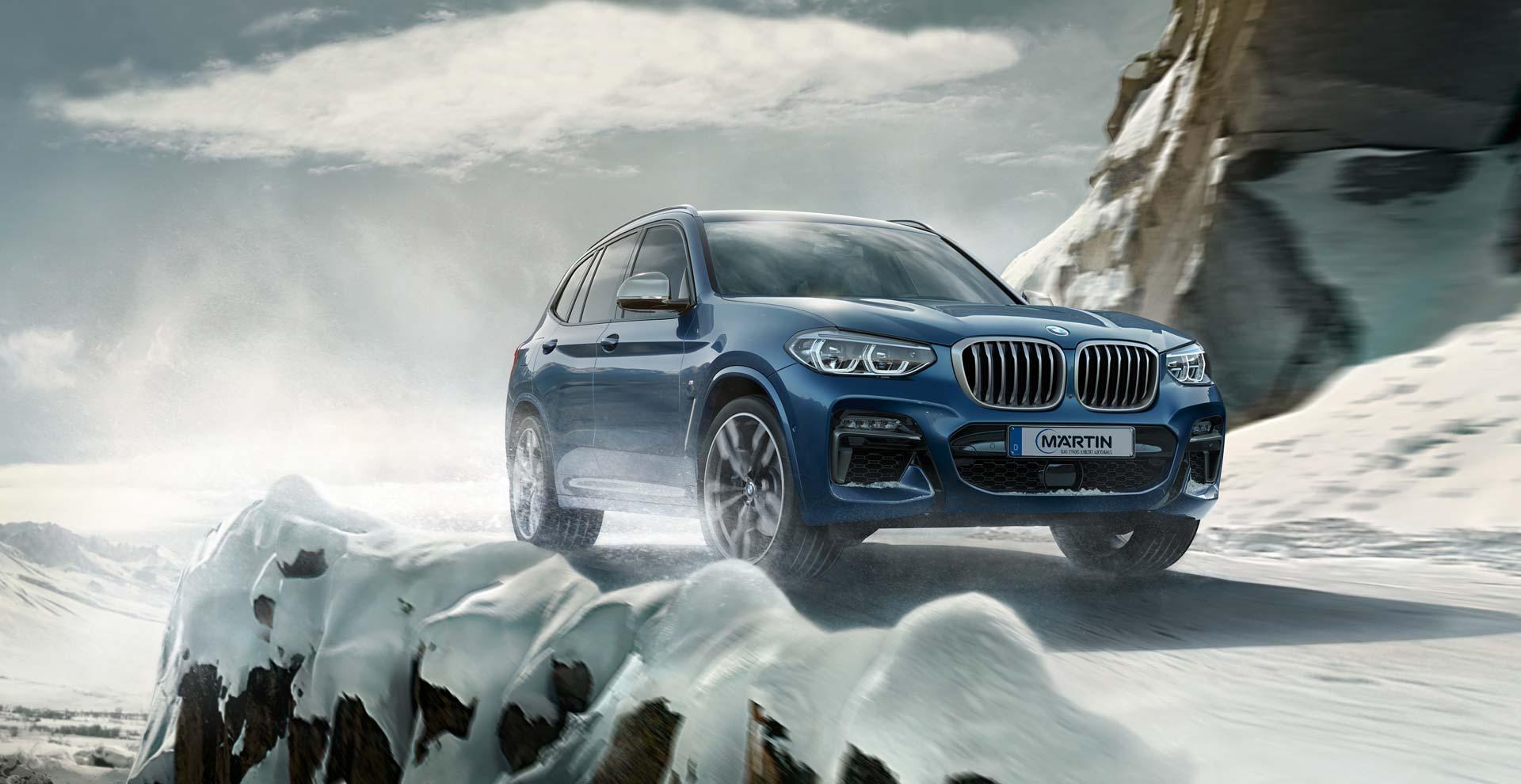 BMW Angebote im Märtin Winter-Sale 2018