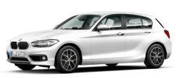BMW 1er BBS Sonderedition im Autohaus Märtin