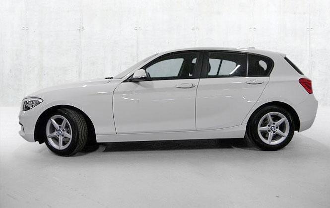 Märtin Dieselchance BMW 116d