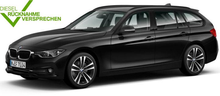 Märtin Dieselchance BMW 320d Touring