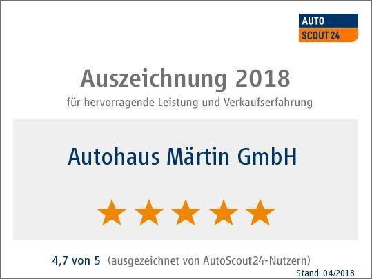 autoscout 24 bewertet Autohaus Märtin