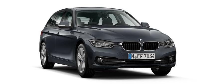 BMW 320d Touring Gewerbekundenangebot