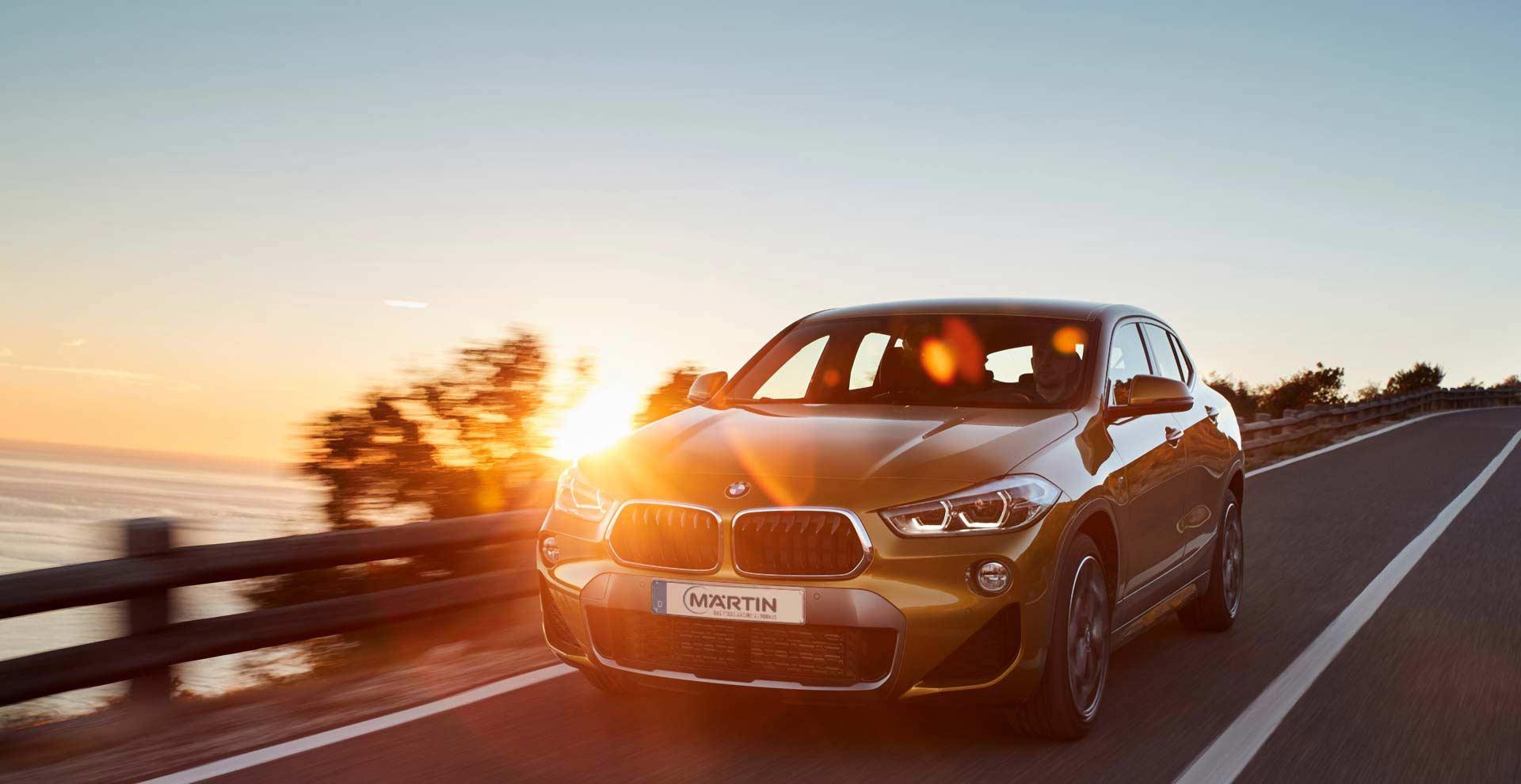BMW X2 Angebot im Autohaus Märtin