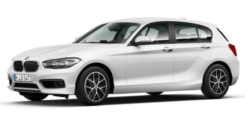 BMW 118i 5-Türer Sommer Deal bei Märtin