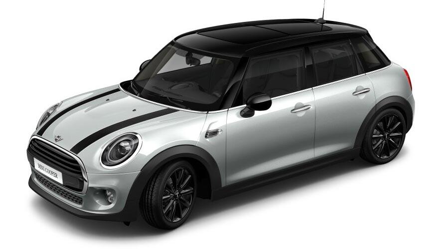 MINI Cooper 5-Türer Neuwagenangebot im Autohaus Märtin