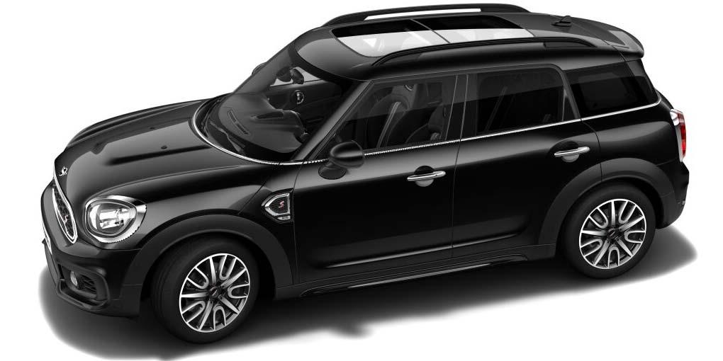 MINI Cooper S Countryman Vorführwagenangebot im Autohaus Märtin