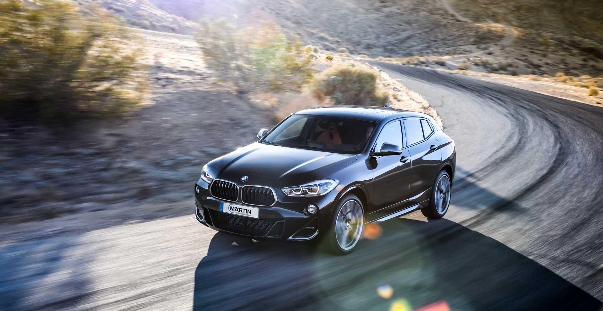 BMW X2 Top-Deal im Autohaus Märtin