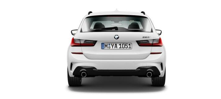 Der neue 3er Touring als 330i M Sport Gewerbeangebot im Autohaus Märtin