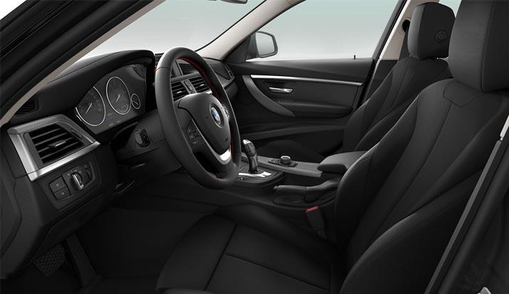 BMW 318d Touring Gewerbekunden-Angebot im Autohaus Märtin