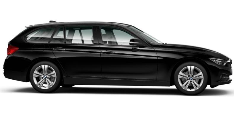 BMW 320i Touring Geschäftswagen-Angebot im Autohaus Märtin