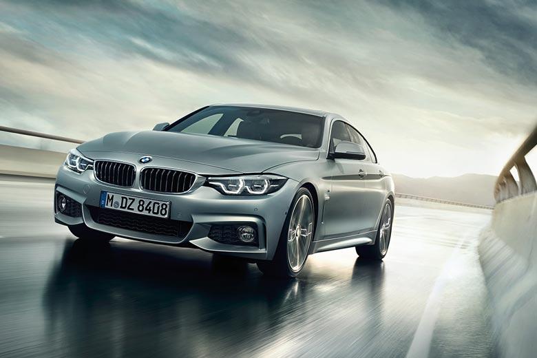 BMW 420i Gran Coupé Geschäftswagen-Angebot im Autohaus Märtin