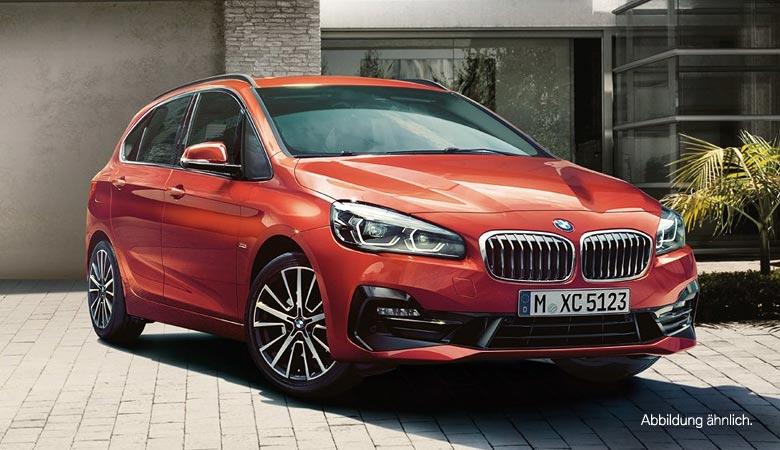 BMW 218i Active Tourer Gewerbekundenangebot von Autohaus Märtin
