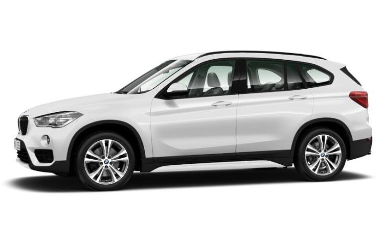 BMW X1 sDrive18d Gewerbekundenangebot von Autohaus Märtin