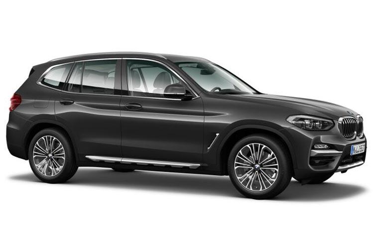 BMW X3 xDrive20d Gewerbekundenangebot von Autohaus Märtin