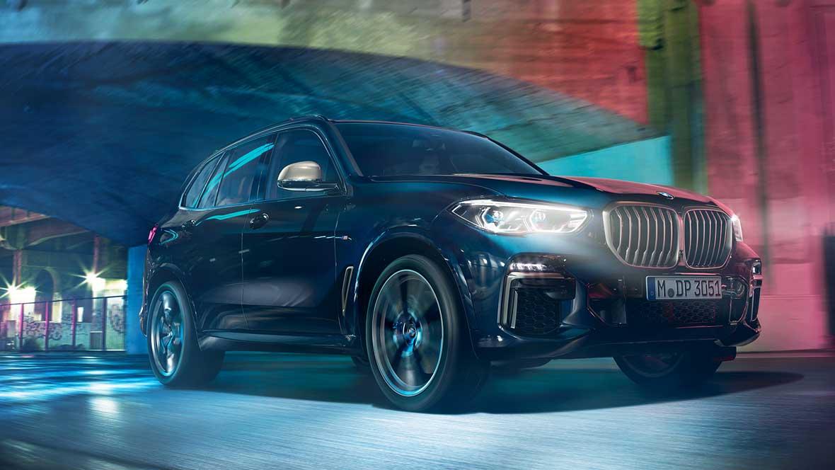 Neuer BMW X5 im Autohaus Märtin