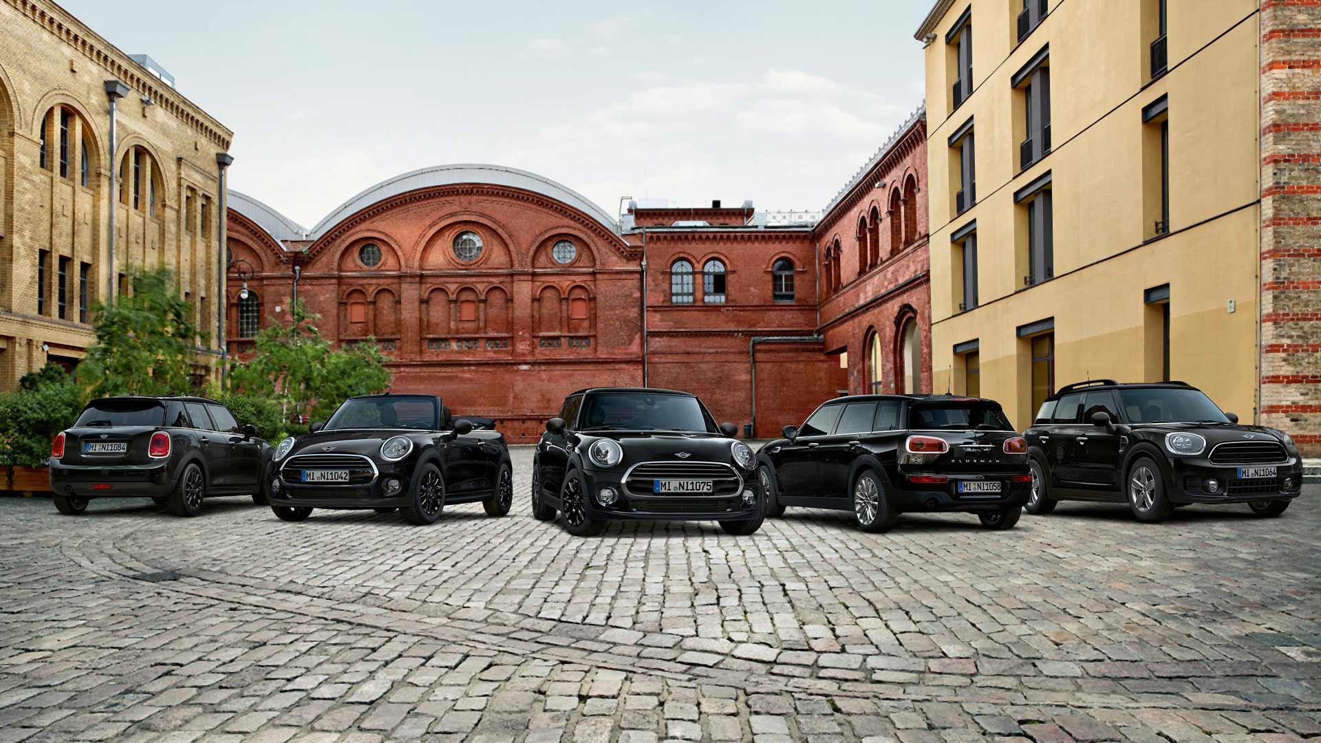 MINI Blackyard Modelle im Angebot bei Märtin