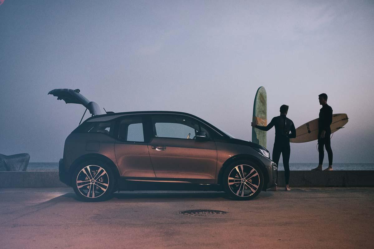 BMW i3s im Autohaus Märtin