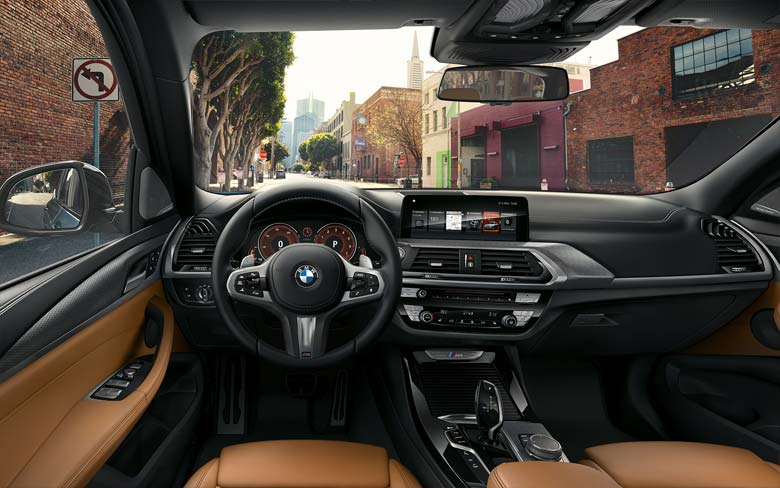 BMW X3 mit Business Paket im Autohaus Märtin
