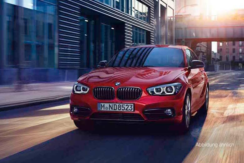 BMW 118i 5-Türer Messeangebot von Autohaus Märtin