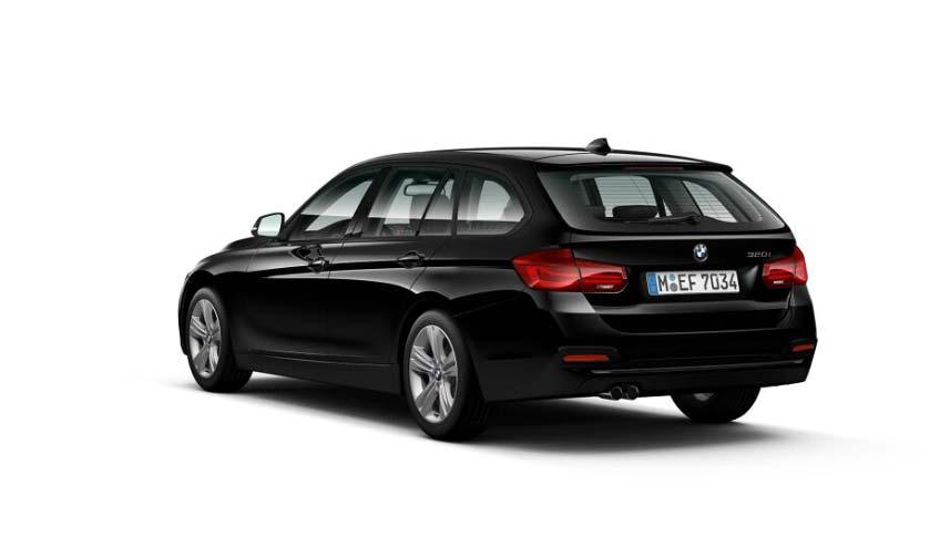 BMW 320i Touring Messeangebot von Autohaus Märtin