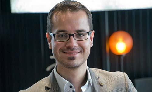 Patrick Helfrich Hau vom MINI Zentrum Freiburg