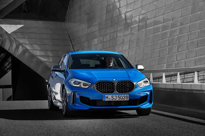 Der neue BMW 1er im Autohaus Märtin
