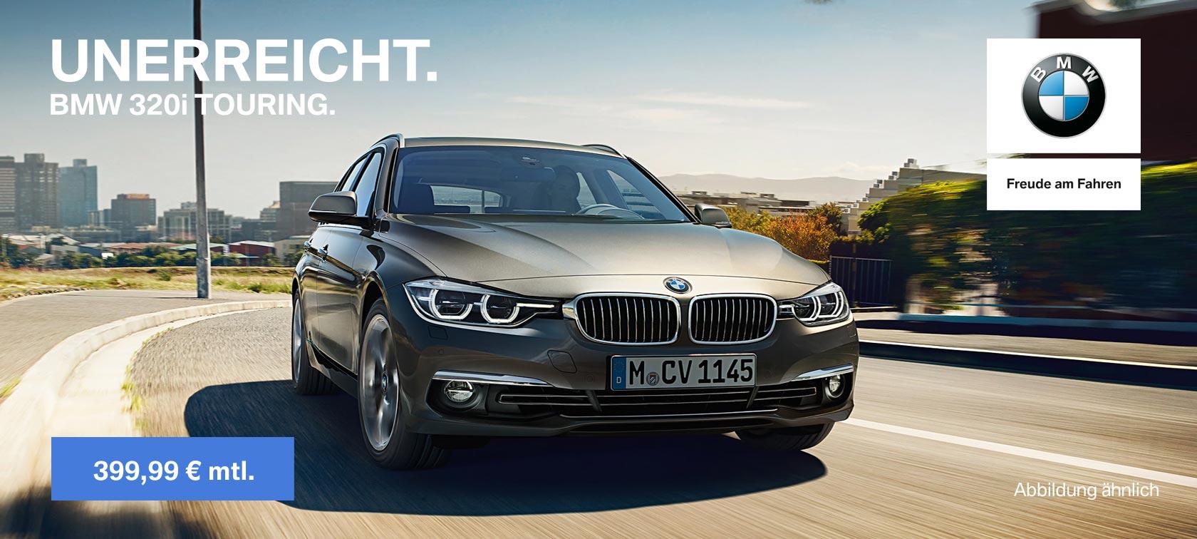 BMW 320i Touring Angebot von Märtin