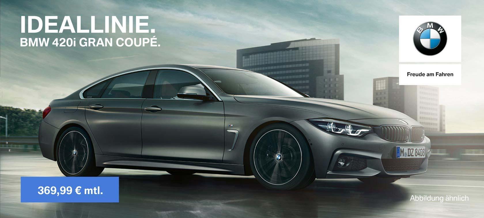 BMW 420i Gran Coupé Angebot von Märtin