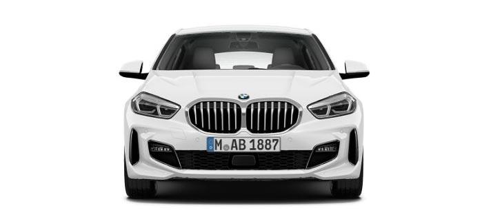 Der neue 1er BMW als 118i M Sport Neuwagenangebot im Autohaus Märtin