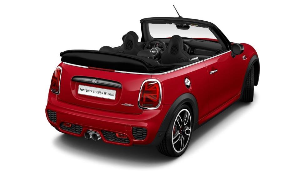 MINI John Cooper Works Cabrio Angebot von Märtin
