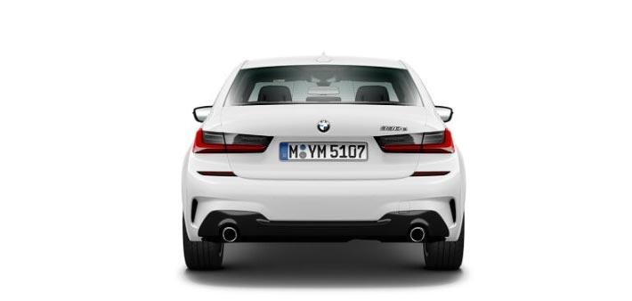 Märtin Hybrid-Offensiven Angebot BMW 330e